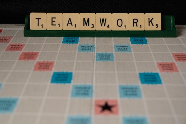 GA – Teamwork Makes the Dream Work R.17