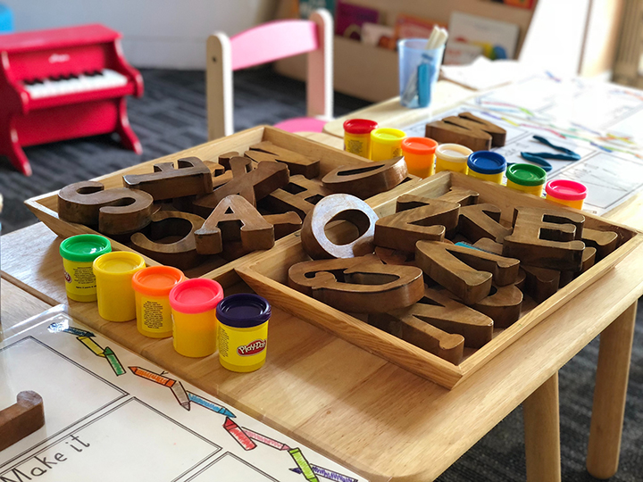 OK – Classroom Management for Preschoolers
