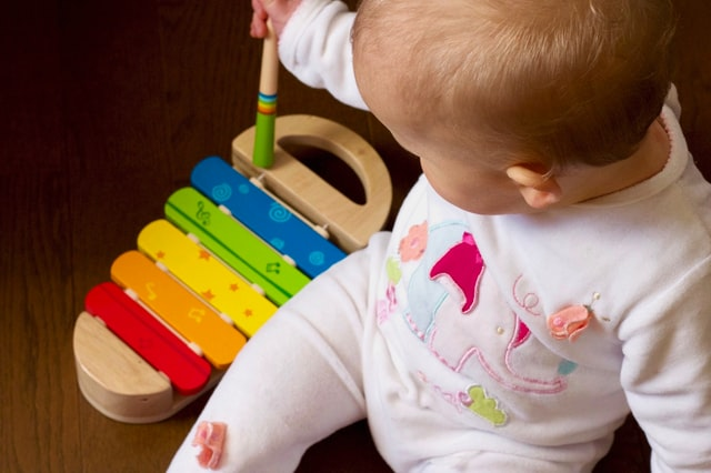 GA – Music for Infants and Toddlers